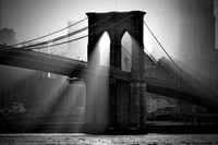 Brooklyn Bridge Sun Bursts