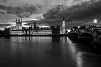 London Black and White