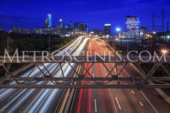 Traffic Streams and Philadelphia