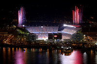 Heinz Field, PNC Park, Consol Energy Center, Civic Arena